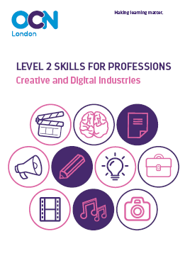 Skills for professions - Creative and Digital Industries