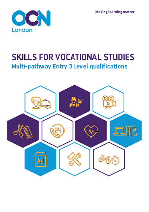 Entry 3 Skills for Vocational Studies