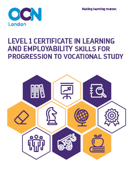 Skills for Progression to Vocational Study