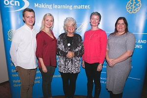 Access to HE bursary award winners