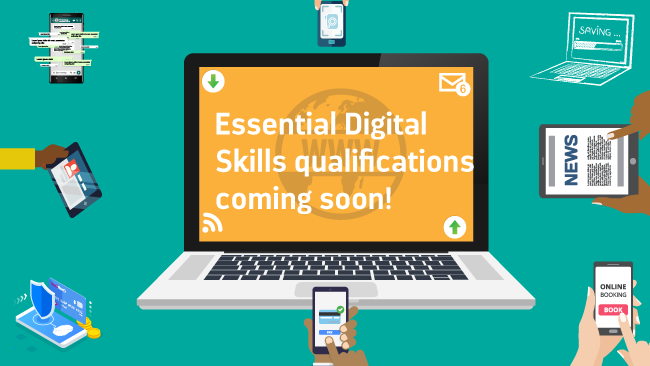 Essential Digital Skills Qualifications (EDSQ)