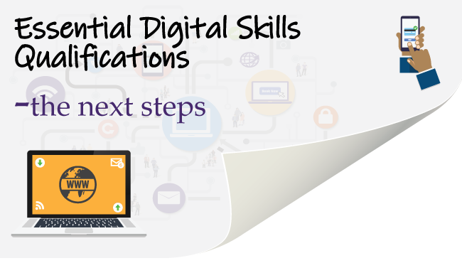 "Essential Digital Skills Qualifications Update -<span style=""color:red;""> December 2020</span>"