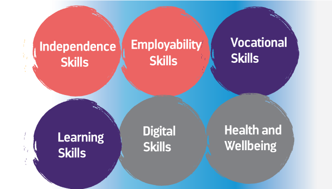 Entry Level  Qualifications in Skills for Independence and Employability